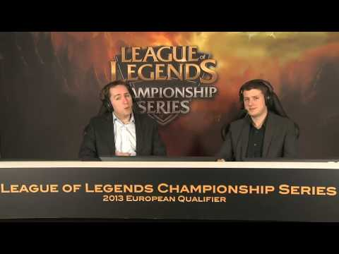 LCS EU Day 2