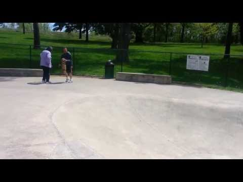 Skate park in Lancaster PA