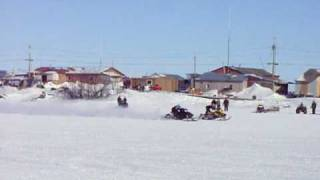 8. Polaris IQ Shift 600 vs Ski-doo 600 E-tec