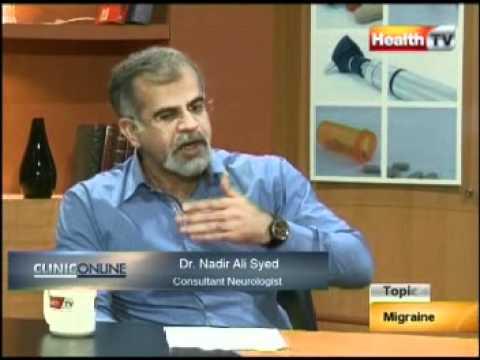 ''Clinic Online'' Topic : MIGRAIN part-1 (16-MAR12) Health tv.mpg