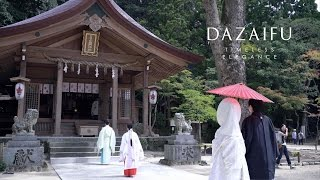Dazaifu Japan  city photo : Dazaifu, Japan 4K (Ultra HD) - 太宰府 Summer