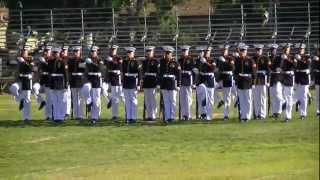 Rialto (CA) United States  city photo : USMC Silent Drill Platoon *Pt. 1* Rialto, CA - 3/4/12