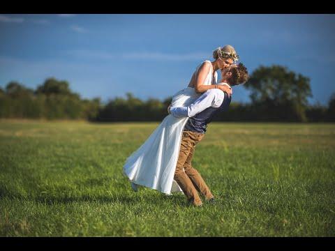 Barn Wedding Videography - Sam and Rob
