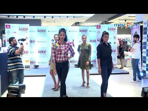 , Miss Hyderabad 2017 Final Auditions