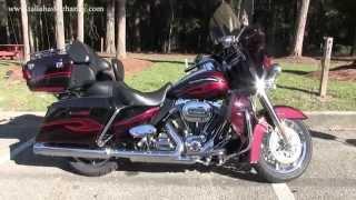 10. Used 2013 Harley Davidson FLHTCUSE CVO Ultra