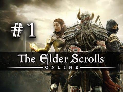 The Elder Scrolls Online Gameplay Walkthrough Part 1 – Imperial Dragonknight (ESO PC Ultra)