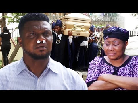 MAMA PLEASE DON'T BURY ME, I AM NOT DEAD PT 1 - 2019 LATEST NIGERIAN NOLLYWOOD MOVIE