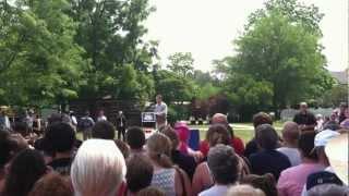 Maumee (OH) United States  city images : President Barack Obama Maumee, Ohio July 5, 2012