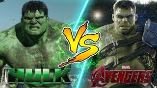 Video Hulk vs Hulk! WHO WOULD WIN IN A FIGHT? MP3, 3GP, MP4, WEBM, AVI, FLV Juni 2019