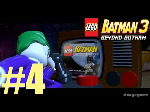 LEGO Batman 3 Beyond Gotham Walkthrough by xcagegame Game ...