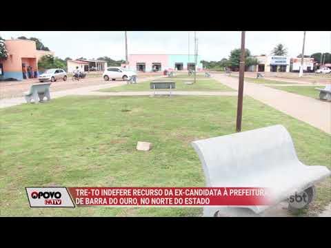 O Povo na TV: TRE indefere recurso da ex-candidata a prefeitura de Barra do Ouro