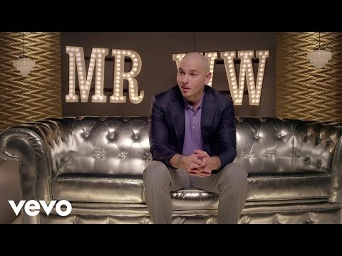 Pitbull - #VevoCertified, Pt. 6: International Love (Pitbull Commentary)