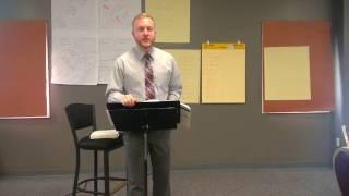 Real Life Discipleship Training – Week 9