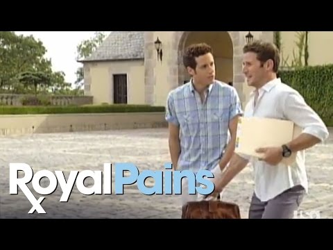 Royal Pains 3.13 (Clip 1)