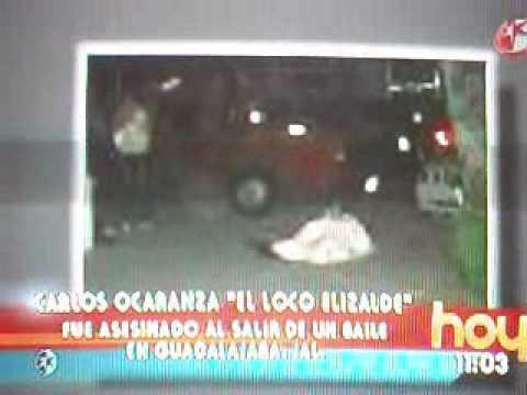 Asesinan a El Loco Elizalde en Guadalajara al Salir de una Presentacion