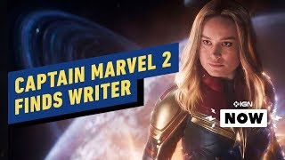 Captain Marvel 2 Finds Screenwriter From WandaVision Series by IGN