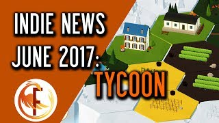 Welcome to Indie Game News June 2017. In Indie Game News we talk about top upcoming indie games, new indie game releases and everything else indie game related that is note worthy. This series will focus on different genres and hopefully will cover topics like tycoon, base building survival and many others.  Watch Indie Game News the in the ► Playlist: http://bit.ly/Indie_Game_News Here are some timestamps for covered games: Wind of Trade 0:28Startup Company 1:14Terroir 2:02 Production Line 2:45Airport CEO 3:30Rec Center Tycoon 4:30 Triple X Tycoon 5:04 List of games covered in today's episode of Indie Game News: Wind of Trade Update 1.3 http://store.steampowered.com/app/576260/Startup company Beta 10 http://store.steampowered.com/app/606800/Terroir http://store.steampowered.com/app/559910/Production Line http://store.steampowered.com/app/591370/Airport CEO near release http://airportceo.com/Rec Center Tycoon http://store.steampowered.com/app/623700 Triple X Tycoon http://store.steampowered.com/app/508660/     If you liked Indie Game News you June also enjoy some of those videos: ► First Impressions and Reviews http://bit.ly/Feniks_First_Look► Early Access Monitor http://bit.ly/Early_Access_Monitor CHANNEL INFORMATION:Welcome to Feniks Gaming and News. This channel focuses on everything Indie game related. My goal is to promote and support Indie Game culture and share any information, news, reviews and insider knowledge with my viewers. I spend hours every day reading and learning about latest news so you don't have to.  I stand for professionalism, consumer rights and good working ethics. Occasionally you will here find videos in which I express my views and opinions on latest development in Indie Game industry and YouTube itself.  SOCIAL MEDIA:Follow me on Twitter and subscribe to my channels to stay in touch and keep up with daily videos I produce for your entertainment.  For more Gaming and NewsSubscribe http://bit.ly/Subscribe_to_FeniksTwitter: https://twitter.