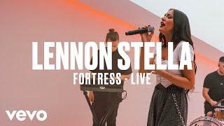 Lennon Stella - Fortress (Live)   Vevo DSCVR