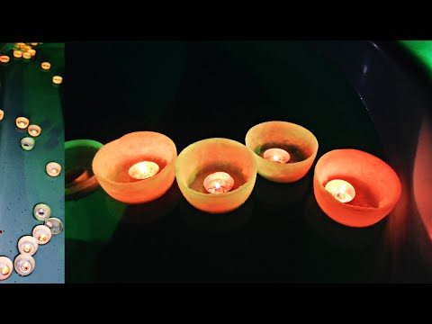 Luminária Flutuante