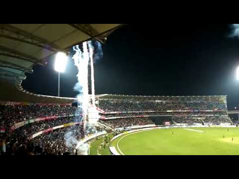 India Vs Bangladesh... 7 November 2019...Rajkot Cricket Stadium.... India Winning Moments