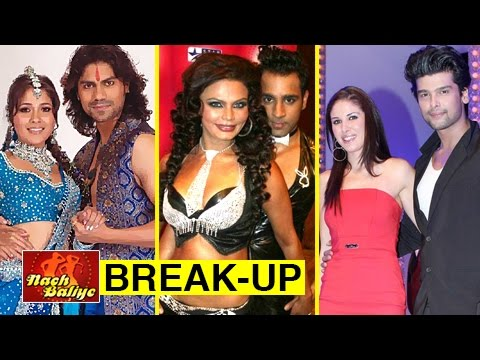 20 Famous NACH BALIYE Jodis Who Broke-up After The