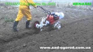Мотокультиватор Benassi Italiano-6 (Видео 1)