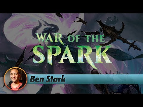 War Of The Spark Draft | Channel Bens