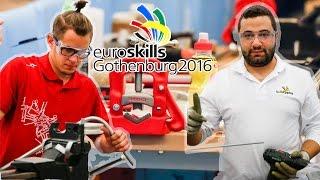 Конкурс профессионального мастерства Euroskills 2016 Gothenburg