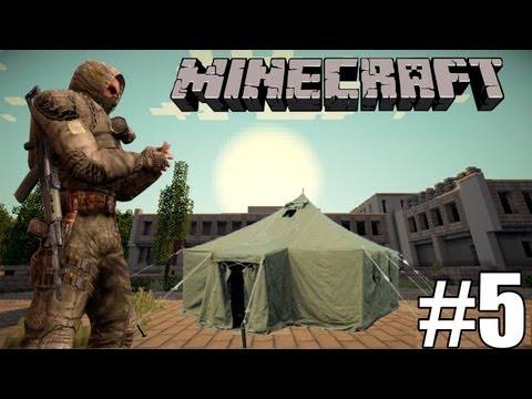 STALKER в Minecraft - Станция Янов [#5]