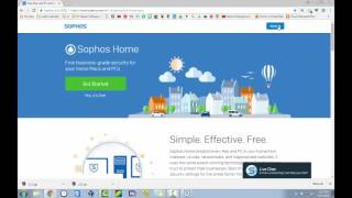 Sophos Home Free – video review