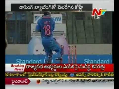 Kohli destroys Pakistan in Asia Cup run fest