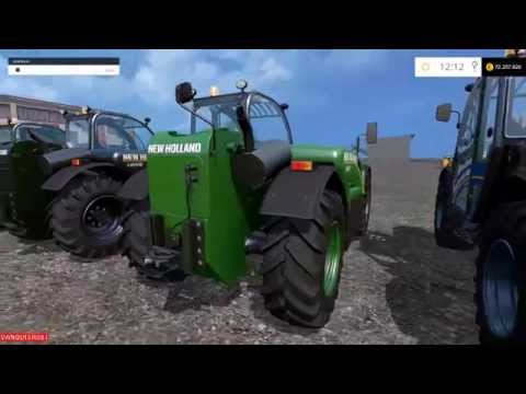 NewHolland Loader Pack v1.0