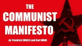 THE COMMUNIST MANIFESTO - FULL AudioBook | Greatest Audio Books V2