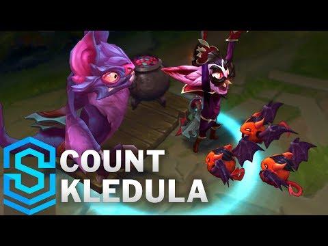 Bá Tước Kledula - Count Kledula