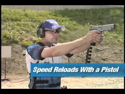 Pratik atış Max Michel Shooting Tips -2 silah çekme ve hızlı doldurma.flv