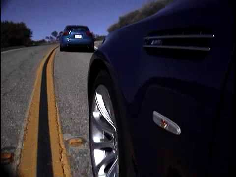 Video: 2007 Audi RS 4 vs. 2007 BMW M5 Comparison Test