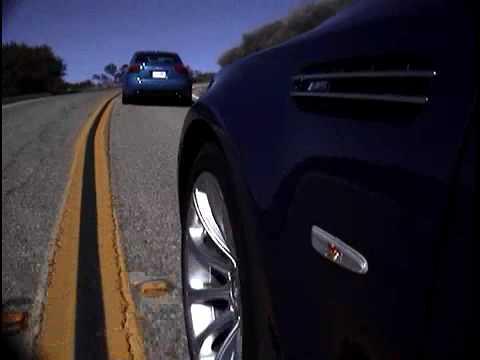 Comparison Test: 2007 Audi RS 4 vs. 2007 BMW M5