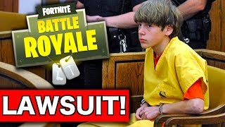 Fortnite LAWSUIT vs 14-year old child!