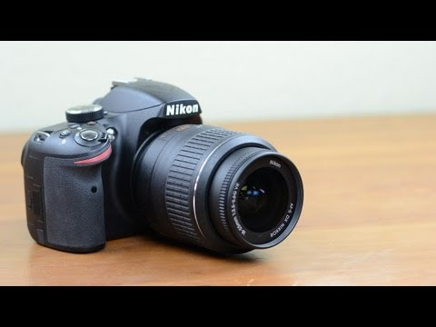 Ocena fotoaparata Nikon d3200