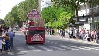 Argenteuil France  City new picture : Argenteuil, la caravane du tour de France le 24 juillet 2016