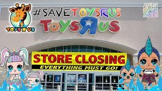 Video Save Toys R Us Toy Store From Closing!😢LOL Surprise Confetti Pop Wave 2 Final Toy Hunt? PLEASE SHARE MP3, 3GP, MP4, WEBM, AVI, FLV Juni 2018
