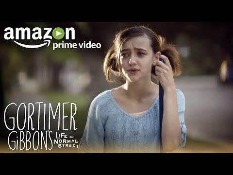 Gortimer Gibbon's Life on Normal Street - Gortimer Gets Hosed (Highlight) | Prime Video Kids