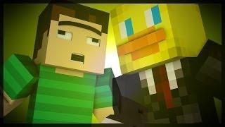 "Minecraft: ""GHOST OF TEACHER PAST!"" #9 (Teacher 3.0)"