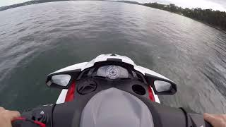 10. 2017 Yamaha FXHO jetski top speed 104KPH