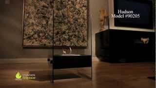 The unique and stylish Hudson model Anywhere Fireplace™ will add elegance and sophistication to your space, indoors or...