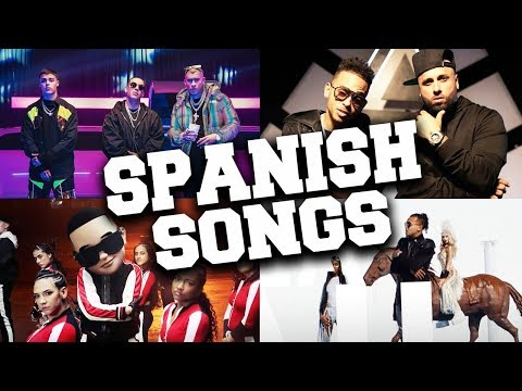Top 100 Spanish Songs 2019 (June)