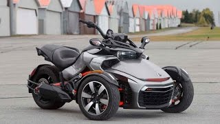 9. 2015 Can-Am Spyder F3 - FIRST RIDE Review