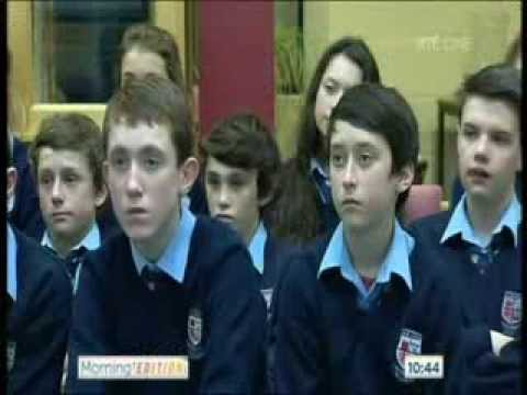 Bullying Prevention Session Featured in RTE News
