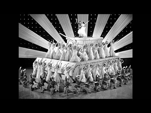 You'll Never Get Rich '41 - Fred Astaire & Rita Hayworth - Tap-Dance Wedding