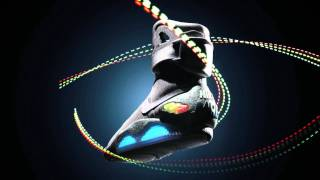 BTTF 2 Marty McFly' Jr'.'s Powerlaced Sneakers FOR REAL
